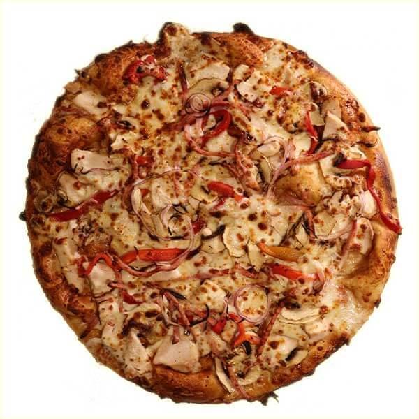 24/7 Pizza - BBQ Chicken