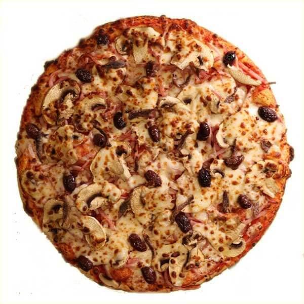 24/7 Pizza - Capricciosa