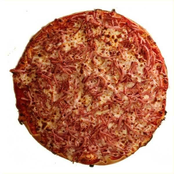 24/7 Pizza - Cheesy Ham