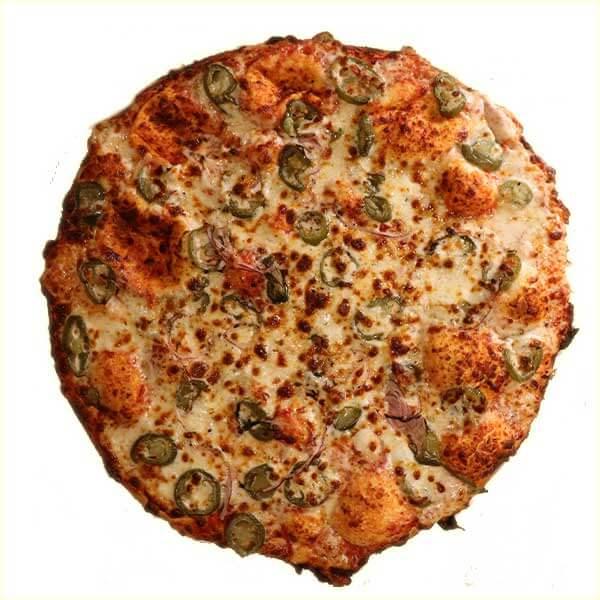 24/7 Pizza - Jalepenos