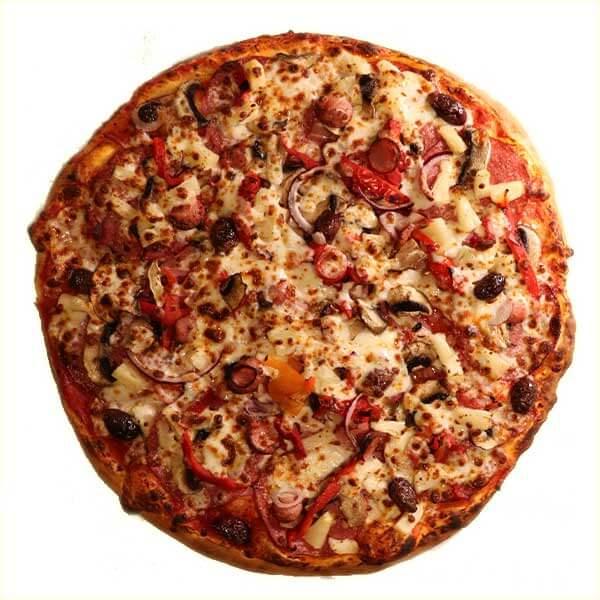 24/7 Pizza - Supreme