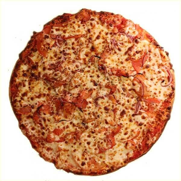 24/7 Pizza - Tomato & Onion