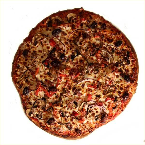 24/7 Pizza - Vegetarian